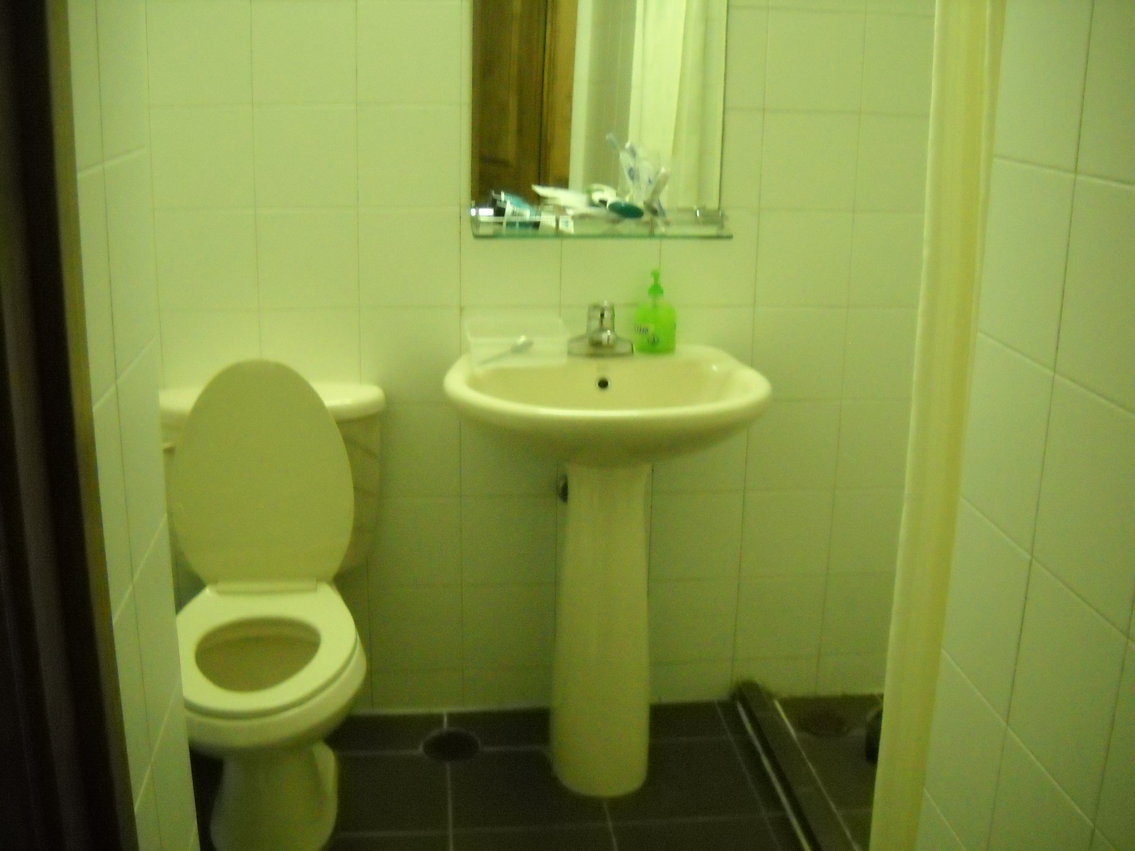 Bad smell coming from bathroom drain - Adventures In The Orient Cris In China